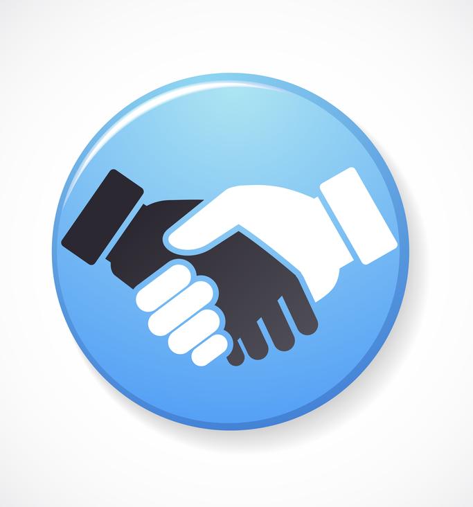 Apprenticeship Handshake