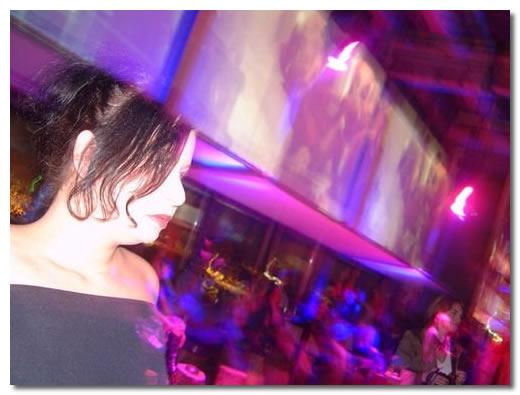 Nightclub Bar Socializing