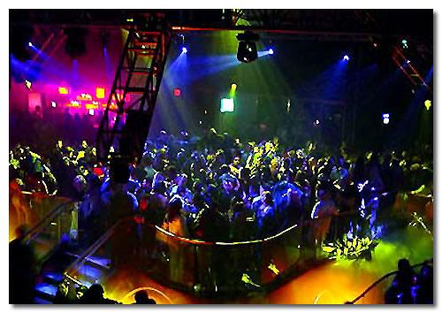 Nightclub Socializing